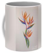 Birds Of Paradise I Coffee Mug