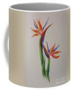 Birds Of Paradise -in Love Coffee Mug