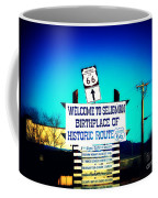 Birthplace Of Route 66 Coffee Mug