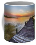 Bit Of Heaven Coffee Mug by Debra and Dave Vanderlaan