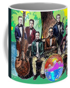 Bix Jazz Band Coffee Mug