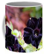 Black And Velvety Coffee Mug