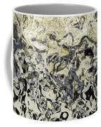 Black And White Abstract IIi Coffee Mug