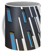 Black And White Coffee Mug by Carlos Caetano