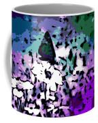 Black Butterfly Coffee Mug