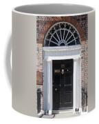 Black Door Coffee Mug
