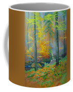 Black Forest Stream Coffee Mug