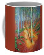 Black Forest Sunset Coffee Mug
