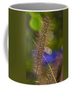 Black Foxtail Coffee Mug
