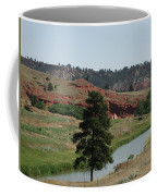 Black Hills Landscape Coffee Mug
