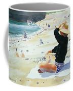 Black Jumper Coffee Mug