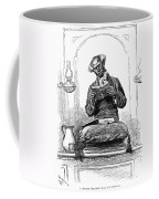 Black Preacher, 1890 Coffee Mug