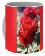 Black Rose Red Coffee Mug