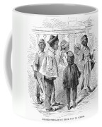 Black School Children Coffee Mug