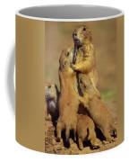 Black-tailed Prairie Dogs Coffee Mug
