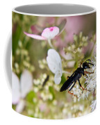 Black Wasp 1 Coffee Mug