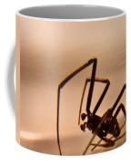 Black Widow Male Coffee Mug