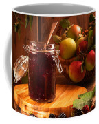 Blackberry And Apple Jam Coffee Mug by Amanda Elwell