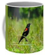 Blackbird Coffee Mug