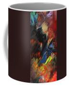 Blackbird Rainbow Blitz Coffee Mug
