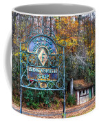 Blacksmith Shop Coffee Mug by Debra and Dave Vanderlaan