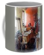 Blacksmith Shop Near Windows Coffee Mug