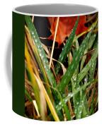 Blades Of Dew Coffee Mug