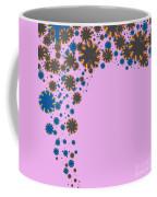 Blades On Purple Coffee Mug