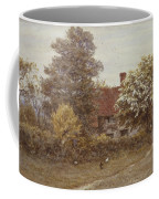 Blake's House Hampstead Heath Coffee Mug