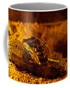 Blast On The Desert Coffee Mug