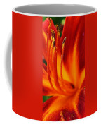 Blazing Lily Coffee Mug