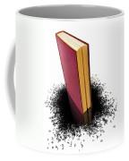 Bleading Book Coffee Mug