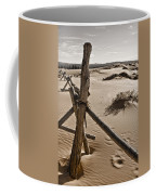 Bleak Coffee Mug by Heather Applegate