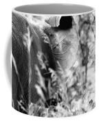 Blending Into Camouflage Coffee Mug