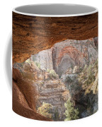 Blind Arch Overlook Coffee Mug