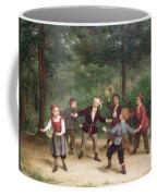 Blind Man's Buff Coffee Mug