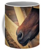 Blind Prisoner Coffee Mug
