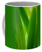 Blinding Green Coffee Mug