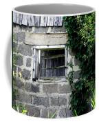 Block Wall Coffee Mug