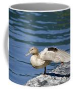 Blonde Duck Coffee Mug