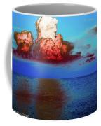 Blood Red Clouds Coffee Mug