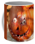 Bloody Pumpkin Coffee Mug
