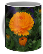 Blooming Gold Coffee Mug