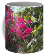 Blossoms And Breadfruit Coffee Mug