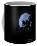 Blue August Coffee Mug