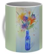 Blue Bottle Bouquet Coffee Mug
