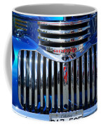 Blue Chevy Pick-up Grill Coffee Mug