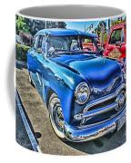 Blue Classic Hdr Coffee Mug