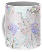Blue Daisies IIi Coffee Mug