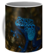 Blue Dart Frog Coffee Mug